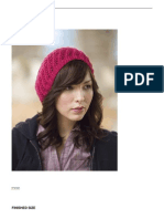 Free Pattern All Day Beret