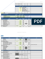 Requirements Estimation Tool