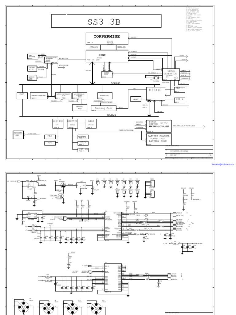Schema Electrique C25