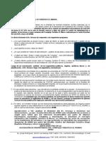 APMO. Presentación del Dictamen del Dr. Francisco Arreaza Asamblea Ext. de CAZTOR 07 02 2011