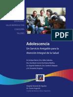 Adolescencia FUSA 2000-09