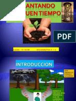 TIEMPO DE PLANTARPLANTANDO