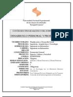 Programa Desarrollo Personal y Profesional
