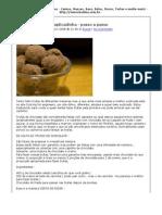 Boinha - Trufa de Chocolate
