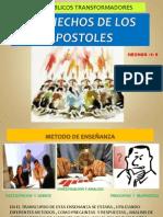 Los Hechos de Los Apostoles # 1