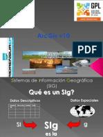 capacitacion ArcGis v10
