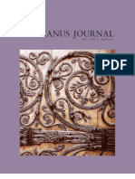 Africanus Journal Volume 3 No. 1