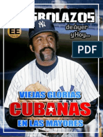 Beisbolazos Viejas Glorias Cubanas en Las Mayores