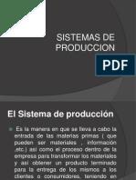 Presentacion de Sistemas de Produccion