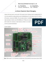 Debugging Steps of XBee Sensor Expansion Board