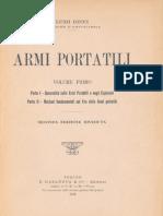 Armi Portatili - Gucci 1915-I