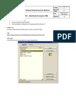 GRC - Download Arquivo XML