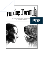 flirting moves that work body language free pdf printable template