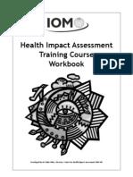 IOM CHIA HIA Training Course Workbook (2008)