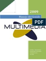 Informe - Manejo Del Sonido