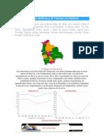 Clima en Bolivia y El Tiempo en Bolivia