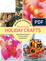 Introduction to Martha Stewart's Handmade Holiday Crafts