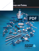 Autoclave Engineers _ Valves Fittings and Tubing _ Condensed Catalog