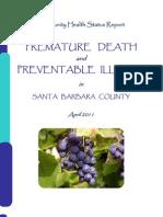 SBC Community Health Status Report 2009