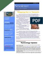 Rotary Newsletter Sep 6 2011
