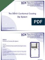 DS101 Solvent Based Dip Coating System