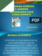 Bloque academico