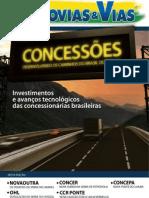 Rodovias & Vias - Concessões