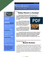 Rotary Newsletter Aug 23 2011