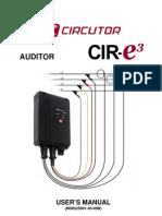 CIR-e3 Auditor User Manual