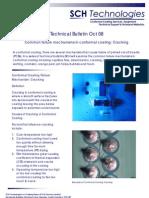 Technical Bulletin Oct 08 Conformal Coating Failure Mechanisms Cracking