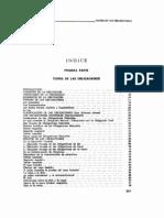 Teoría de las Obligaciones (Arturo Alessandri Rodriguez)