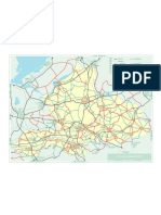 Provincie Gelderland - Visiekaart wegennet 2014