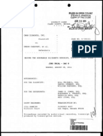 Transcript of Proceedings DAY 8