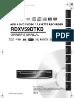 RDXV59-English 3 in 1 Recorder
