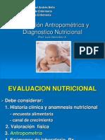 EVALUACION NUTRICIONAL PEDIATRICA2008