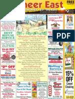 Pioneer East News Shopper September 5, 2011