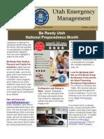 Utah Emergency Management, Sept. 2011