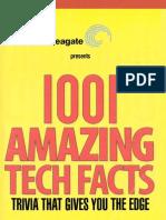1001 Amazing Tech Facts