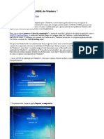Como Recuperar o Boot (MBR) Do Windows 7