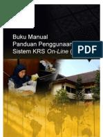 Panduan Sistem KRS Online