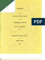 Journal Central Congo 1955