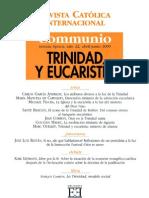 Communio_2000_2 Trinidad y Eucaristia