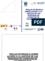 4 Reglas de Brasilia Sobre Acceso a La Justicia Personas Vulnerabilidad[1]