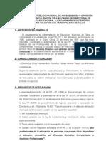Bases para Director Liceo Abate Molina Talca
