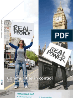 Communities in Control