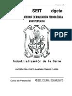 Industrializacion de La Carne_1