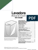 Manual WA11D3