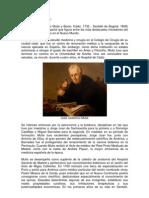 Biografia de Jose Celestino Mutis