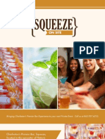 Squeeze on Site Brochure