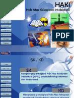 D. HAKI Revisi